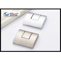 Embed Kitchen Cabinet Concealed Drawer Pulls Door Handles Square GLI6023 For Wardrobe Manufactures