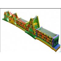 Inflatable Obstacle Course For Adults Inflatable obstacle courses15.5x6 Manufactures