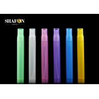 China Inner Spring Refillable Perfume Bottle , PP Travel Perfume Container Eco - Friendly on sale