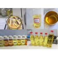 Light yellow liquid Blend Steroid Injection Oil Tritren 180mg / ml for Muscle Gain Manufactures