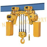 Quality Electric Rope Hoist / 10 Ton 5 Ton Electric Hoist With Double Cover Protection for sale