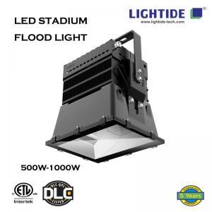 LED Flood light Fixture 1000W & High mast led lights, CREE LED & Meanwell driver Manufactures