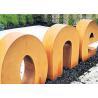 Buy cheap Modern Style Corten Steel Letters Sculpture , Outdoor Metal Sculpture Garden Art from wholesalers