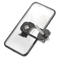 China Aluminum Alloy Stem Cap Phone Bike Mount Holder With Case For Iphone 7 on sale
