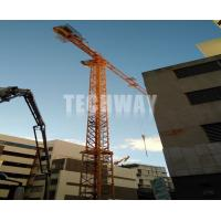 Flat Top Tower Crane Manufactures