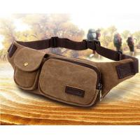 Cycling / Running Outdoor Sport Waist Bag Durable With Environmental Friendly Fabric Manufactures