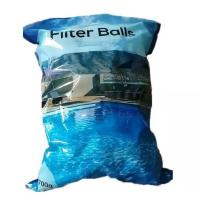 Buy cheap Polyester Filter Material Fiber Ball For Koi Pond from wholesalers
