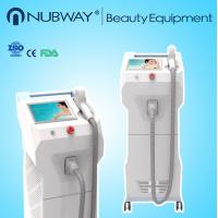 best painless high technology big spot size 808nm soprano diode laser hair removal Machine Manufactures