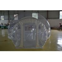 Clear Pvc Inflatable Exhibition Tent For Outdoor Show Size 5.5m Manufactures
