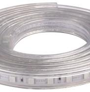 Quality IP67 RGB 5050 110V / 220v LED Strip Lights 120 Degree Beam Angle 60LEDs / M for sale