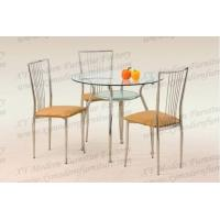 China round glass dining table xydt-031 on sale