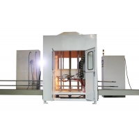 In - Line Automatic Flame Welding Machine Automatic Brazing Machine Manufactures