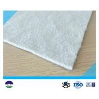 19KNM Geotextile Landscape Fabric Polypropylene Fabric Corrosion Resistance Manufactures