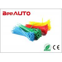 Colorful Self Locking Electric Wiring Nylon Cable Ties Electrical Wiring Accessories Manufactures
