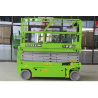 Self Propelled Mobile Hydraulic Scissor Lift 8m Manlift For Building Manufactures