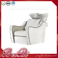 Cheap backwash salon equipment shampoo washing chair hair salon wash basins furniture Manufactures