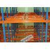 Push back pallet rack - push back racking system - selective and high density push back racks Manufactures