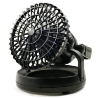 Super Bright Deluxe LED Camping Fan For Construction / Household Work Manufactures