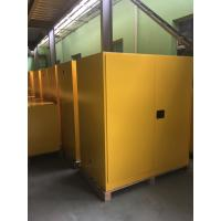 Safety Chemical Storage Cabinets Multilayer With Ventilation Hole For Dangerous Goods Manufactures