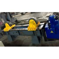 Pipe Wind Tower Turning Rollers Hydraulic Fit Up Inverter Motor Powerful Driving Manufactures