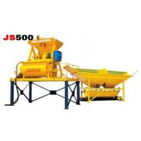 JS500 concrete mixer made in Chinacoal Manufactures