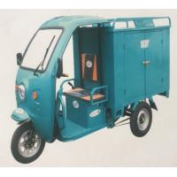 Express Delivery Tricycle Three Wheel Motorcycle Carriage Cabin Tuk Tuk Cargo Electric Tricycle Manufactures