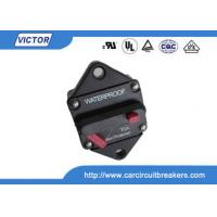 30V / 42VDC Marine Bussmann Circuit Breaker , Single Pole Thermal Type Breakers Manufactures