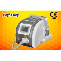 Q-Switch Nd Yag Laser Tattoo Removal Machine  /  acne scar removal equipment Manufactures