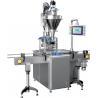 PLC Control Semi Automatic Bottle Filling Machine With Liquid Level Alarm Manufactures