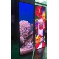 China 2.5mm Pixel Pitch Dynamic Led Display , Lightweight Movie Poster Display on sale