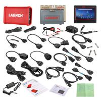 Wifi / Bluetooth X431 V+ Launch X431 Scanner HD Heavy Duty Truck Diagnostic Box Manufactures