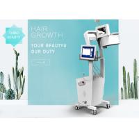 Buy cheap Vertical Laser Hair Growth Equipment For Both Men And Women Effective And from wholesalers