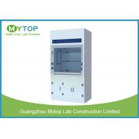 6 Feet PP Chemical Fume Cupboard For Hospital Harmful Chemical Air Extraction Manufactures