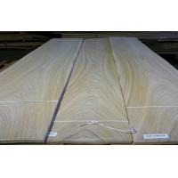 Self Adhesive Oak Veneer Sheets , Furniture Wood Veneer Panels Manufactures