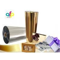 Chemically Treated Polyester Metallized Thermal Laminate Film for Offset Printing Manufactures