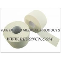 Cotton Fabric Sports Strapping Tape With Hot Melt Adhesive Latex Free For Athletes Manufactures