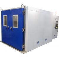 Panelized Walk In Climatic Chamber Digital Electronic Indicators With Observation Window Manufactures