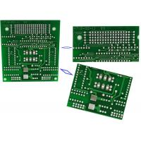 FR4 Double Sided PCB Board HASL LF Finished Surface Quick Turn PCB Fabrication Manufactures