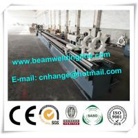 High Speed Pipe CNC Plasma Cutting Machine For Tube , Cnc Horizontal Lathe Machine Manufactures
