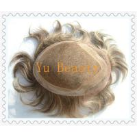 CUSTOM MADE HAIR TOUPEE FOR MEN ,HAIR PIECE FOR MEN,HAIR REPLACEMENT FOR MEN Manufactures