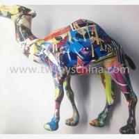 China collectible Mascot gifts corporation high class poly resin gift for advertisting on sale