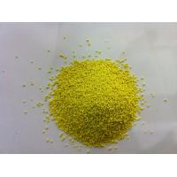 Quality yellow speckles colorful speckle sodium sulphate color speckles for detergent for sale