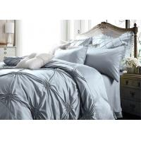 European Style Comfy Bedding Sets , Machine Quilting Queen Size Bedding Sets Manufactures