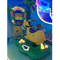 Game Center Coin Operated Rides , Coin Operated Kiddie Rides Easy Operation
