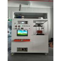 High Performance Environmental Test Chamber / Flammability Fire Testing 5660 Cone Calorimeter Manufactures