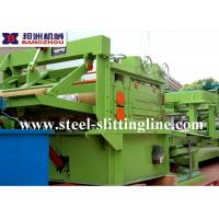 Stainless Steel Straightening Machine 1600mm Width With Machine Frame