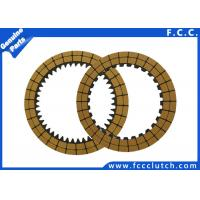 Automatic Transmission Friction Plates For Motorcycle Scooter ATV 3 Wheeler Manufactures