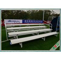 Fire - Resistant Automatic Retractable Bleacher Seating For Multi - Purpose Manufactures