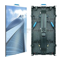 China Good Curve P3.91mm Indoor Rental LED Display on sale