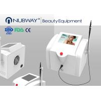 Painless 30MHz high frequency spider vein removal machine Manufactures